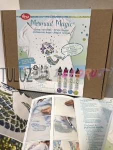 Mermaid magic zestaw Viva Decor