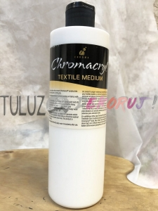 Chromacryl Textile Medium od 250ml. ...
