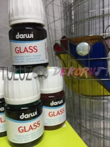 Farby do szkła Darwi Glass 30 ml