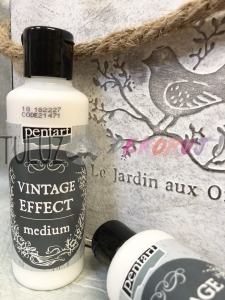 Vintage Effect  medium  80ml