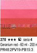 375 Geranium Red Charbonnel 200 ml