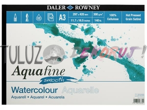 Blok Rowney Aqua Smooth A3 300 g
