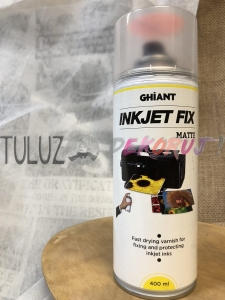 Fiksatywa do druku INK-JET mat 400 ml