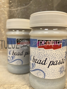 Pasta szklana Bead paste  Pentart  100ml