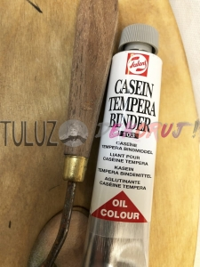 103 Medium Casein Tempera Binder Royal Talens 60ml